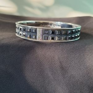 Calvin Klien Jeans blue bangle bracelet